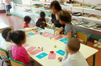 Atelier phonologie en groupe