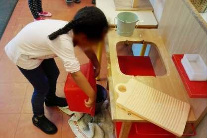 Atelier lessive