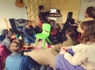 Atelier rap